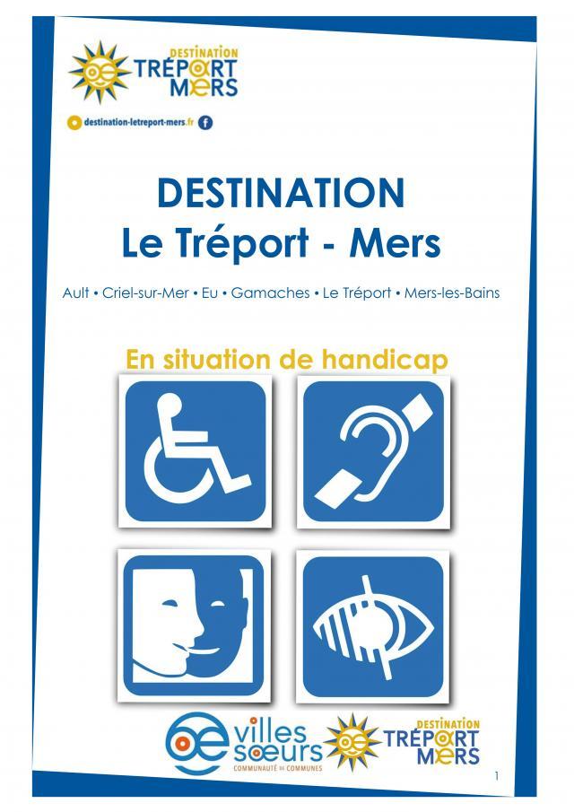 Brochure Thématique En Situation De Handicap
