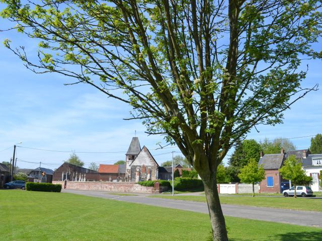 Destination Le Treport Mers Allenay Eglise Village
