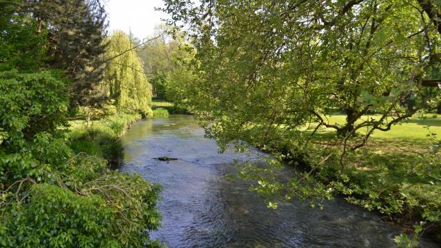 Destination Le Treport Mers Bouvaincourt Sur Bresle Etangs Fleuve La Bresle