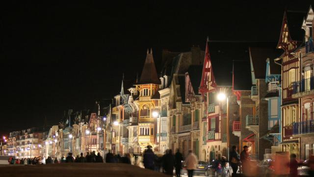 ©ricardo Boimare Ville De Mers Mers Front De Mer Nuit 2012 (3)