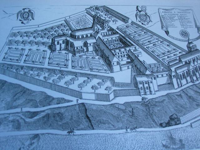 L'abbaye Saint Michel du Tréport