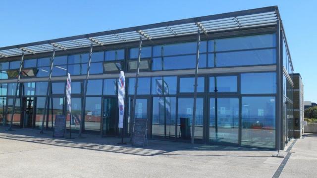 Bureau Accueil Touristique Le Treport Funiculaire